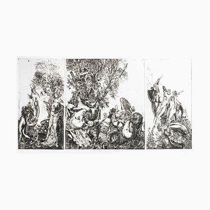 Valse Lente pour l'Anaon (Triptyque) / Langsamer Walzer für das AnaoN (Triptychon) 1967
