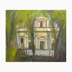 Nazareno Gattamelata - Original Oil on Canvas by N. Gattamelata - 1993 1993