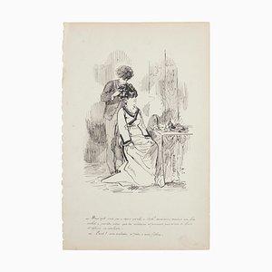 Szenografien - 3er Set Original Lithographien von European Master Early 1900 Frühes 20. Jahrhundert