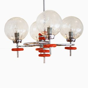 Austrian Ceiling Light, 1970