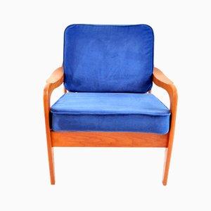 Dänischer Vintage Teak Sessel von Komfort