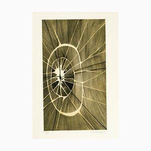 Sans Titre - Radierung und Aquatinta von Louis-René Berge - 1960er 1960er