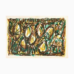 Helias - Original Lithograph by Serge Hélias - 1963 1963