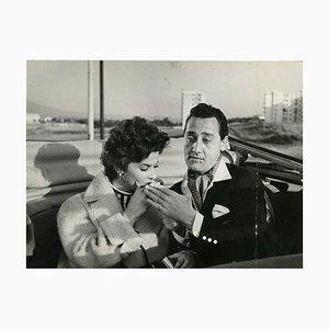Hundert Jahre Alberto Sordi # 24 - Vintage Fotografie - 1950er 1950er