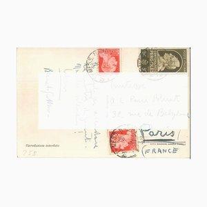 Postkarte von Neapel 1938