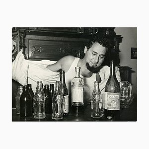 One Hundred Years of Alberto Sordi # 27 - Vintage Photograph - 1950's 1950s