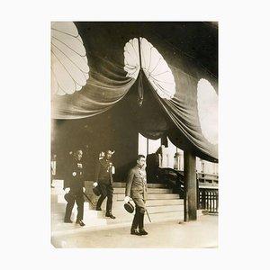 The Kaiser of Japan - Vintage Press Photo 1938 1938