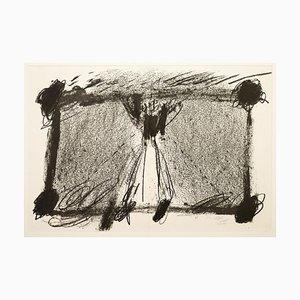 In Two Blacks - Original Lithographie von Antoni Tapies - 1968 1968