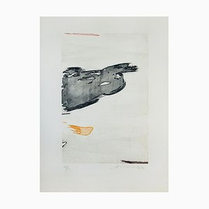 Untitled - Original Etching by Hsiao Chin - 1977 1977