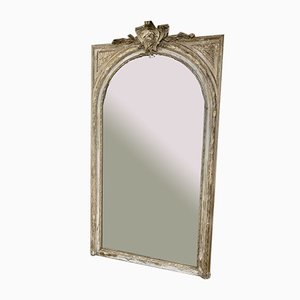 Large 19th-Century French Mirror