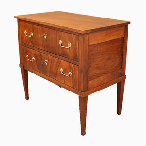 Antique Louis XVI Walnut Dresser