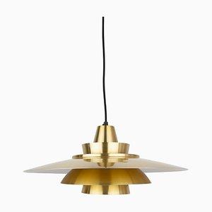Vintage Danish Ceiling Lamp from Superlight