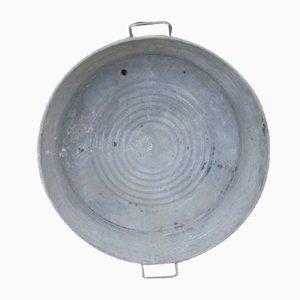 Vasca Mid-Century zincata