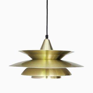 Mid-Century Scandinavian Ceiling Lamp by Knud Christensen