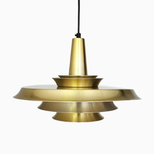 Mid-Century Scandinavian Ceiling Lamp by Carl Thore