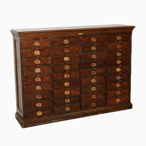 Antique Cabinet by Bill Amberg for Amberg
