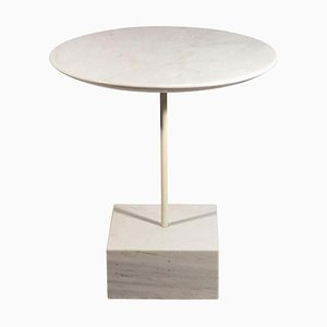 Primavera Marble Coffee Table by Ettore Sottsass, 1980s