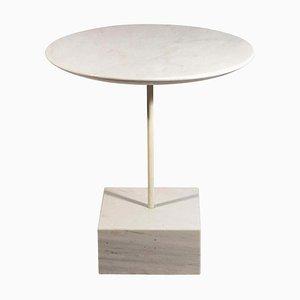 Tavolino da caffè Primavera in marmo di Ettore Sottsass, anni '80