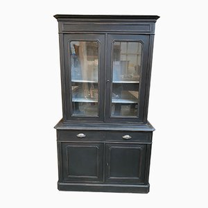 Antique 2-Part Cupboard