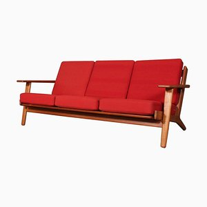 Sofa by Hans J. Wegner for Getama, 1970s