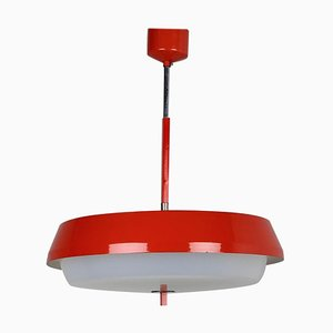 Mid-Century Pendant Lamp from Drupol, 1960s