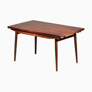 Scandinavian Dining Table in the Style of Arne Vodder, 1960s