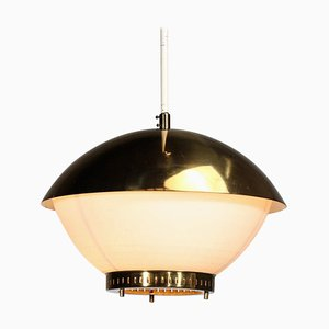 Vintage Pendant Lamp from Zukov, 1950s