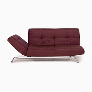 Purple Fabric Smala 2-Seat Sofa by Pascal Mourgue for Ligne Roset