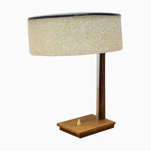 Mid-Century Functionalist Table Lamp, Czechoslovakia, 1950s