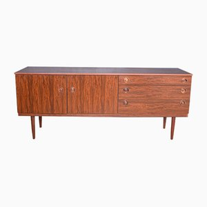 Long Rosewood Sideboard from Greaves & Thomas, 1970s
