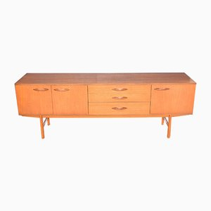 Teak Long Sideboard from Avalon, 1960s