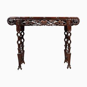 Antiker chinesischer alterierter Tisch