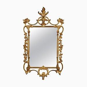 Rococo Revival Giltwood Mirror, 1920s
