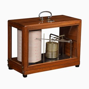 Antique Barograph by R. Fuess