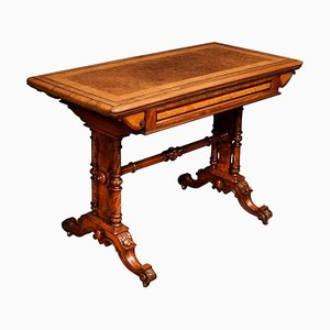 19th Century Walnut Card Table