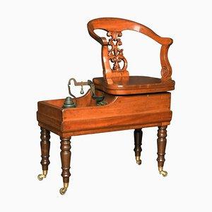 Victorian Mahogany Jockey Scales