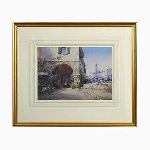 A.R.C.A. Watercolor by Noel Harry Leaver