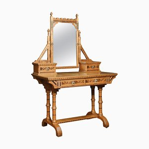 Antique Aesthetic Movement Dressing Table