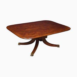 Regency Mahogany Coffee Table, 1820s