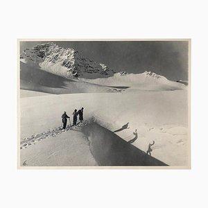 Kunst Fotografien von Fritz Grögl, Österreich, 1932, 3er Set