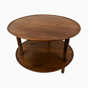 Coffee Table in Walnut by Josef Frank, 1930s
