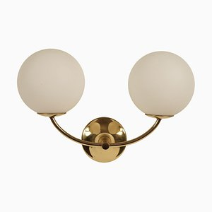 Wall Light by Max Bill for Temde, 1960s