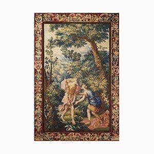 Wandteppich aus Diana und Endymion, 18. Jh. Von Brussels Manufactory