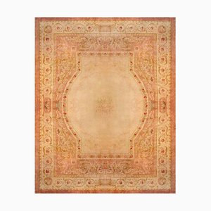 19th Century French Louis XVI Savonnerie Rug from Aubusson Manufacture