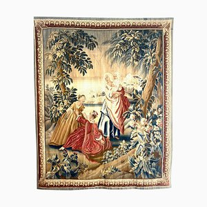 18th Century Louis XVI Sublime Royal Tapestry after Jean-Baptiste Huet
