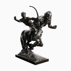 French Bronze Sculpture by Pierre Traverse for Archer & Centaur, 1960s