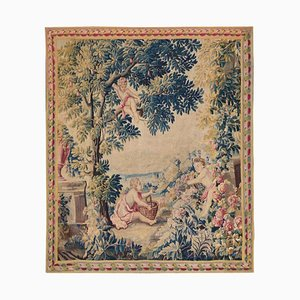 18th Century French Flower Garden Tapestry