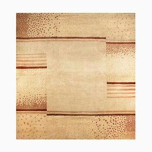 Wool Rug by D.I.M. Décoration Intérieure Moderne, 1940s