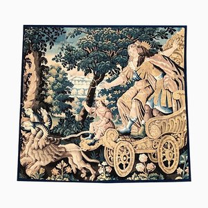 17th Century Mythological Aubusson Tapestry the Rape of Proserpina from Aubusson Manufacture