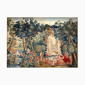 Mid-17th Century Allegory of Spring Tapestry from Brussels